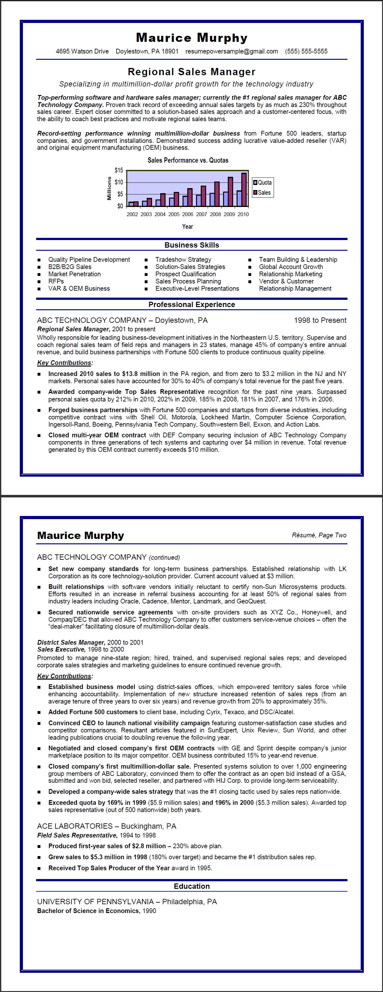 s resume sample resumepower resume writing strategy maurice s s accomplishments