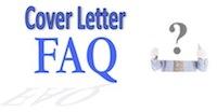 Cover Letter FAQ