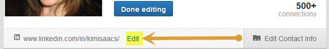 Create Your LinkedIn Vanity URL